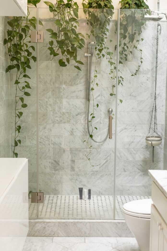 Jak wykorzystać beton w łazience?